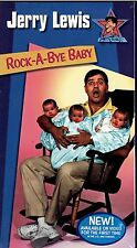 JERRY LEWIS Geisha Boy- Rock A Bye Baby -Boeing SEALED FOUR VHS VIDEO TAPE LOT