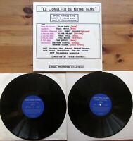 UORC 199 Massenet Le Jongleur De Notre Dame 2xLP Unique Opera Records