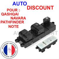 Nissan Qashqai commande Commutateur de leve vitre bouton interrupteur 254015X05D