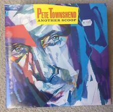 "Factory Sealed -PETE TOWNSHEND ""ANOTHER SCOOP"" 1987 Orig Release-Double LP -MINT"