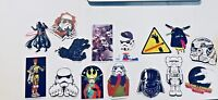 Star Wars Humor Laptop/Skateboard/ Guitar/Luggage Decals/Stickers - Your Choice!