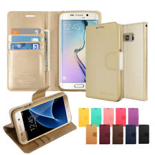 Slim Flip Leather Wallet Case Cover w/Silicone Case For Galaxy S9 S10 Note 9 Lot