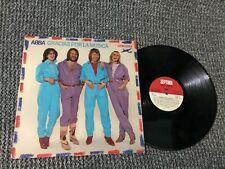 ABBA Lp Gracias Por La Musica 1981 V. G