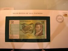 Banknotes of All Nations Australia $2 1982 UNC Knight/Stone JTL.