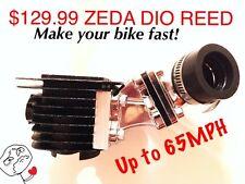 CNC Racing Reed Valve Kit 80CC Gas Motorized Bicycle Dio Gt80 66 Pk80 Bike GT90