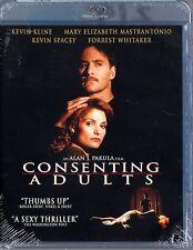 Consenting Adults (Blu-ray Disc, 2011) Kevin Kline, Mary Elizabeth Mastrantonio