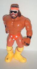 WWE USED Macho Man Randy Savage Series 1 Hasbro Wrestling Action Figure WWF