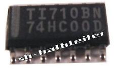 220 Stück - SN74HC00D - Texas Instruments - SMD SO14