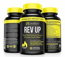 #1 Belly Fat Burner Pills for Men Women Thermogenic Supplement Appetite Suppress