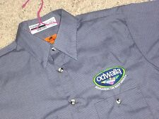 ODWALLA SUPERFOOD EMPLOYEE WORKER SHIRT MEDIUM SMOOTHIES PROTEINS QUENCHERS BARS