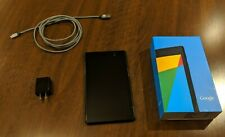 Google Asus Nexus 7, 2nd Gen 2013, K008, 16GB with accessories and original box