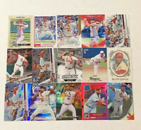 ALEX REYES (15) ROOKIE CARDS LOT - No Dupes - Includes 4 REFRACTORS - Cardinals