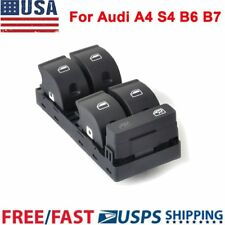 Electric Power Master Window Switch for Audi A4 B6 00-04 B7 2004-2007 8ED959851