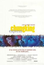 Chungking Express 1996 single sided one sheet - 27x40 rolled - free shipping