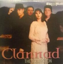 CLANNAD *  The Collection * Rare 10 Tk Irish Promo CD  Ft Bono U2 MAIRE BRENNAN