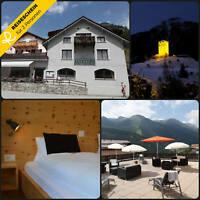 Reisegutschein Schweiz 4 Tage 2 Personen Hotel Wochenende Familie Hotelgutschein