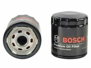 For 2007-2008 Isuzu i290 Oil Filter Bosch 16314MH Premium FILTECH