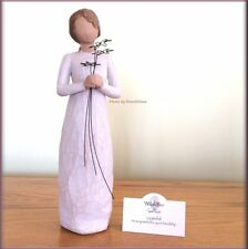 GRATEFUL FRIENDSHIP FIGURINE FROM WILLOW TREE® ANGELS FREE U.S. SHIPPING
