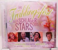 2 CD + Frühlingsfest der Schlager Stars + 40 tolle deutsche Hits + Original 2015