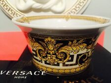 VERSACE PRESTIGE GALA SOUP RICE FRUIT BOWL GOLD DISH ROSENTHAL NEW IN BOX SALE