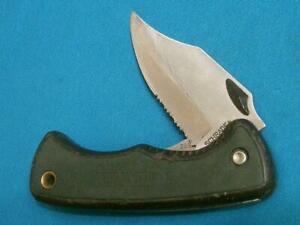 VINTAGE SCHRADE USA 47OT OLD TIMER LOCKBACK FOLDING KNIFE HUNTER SURVIVAL POCKET