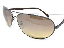 Police Stunning Cool Sunglasses S8757 568 Brown Shades Aviator New