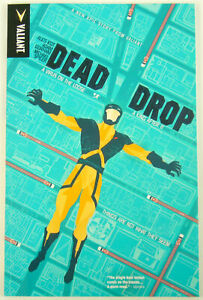 Dead Drop TPB #1 VF/NM; Valiant | save on shipping - details inside