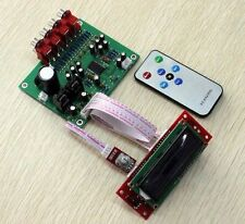 Assembled LC75342 Remote Preamplifier board with tone adjustable treble