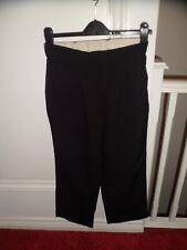 Elegant black trousers,boys,14, SUIT PANT, DRY CLEAN. Length 91 cm. 71 cm circ.