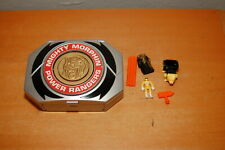Power Ranger Mighty Morphin Morpher Micro Mini Play Set - Yellow Ranger Complete