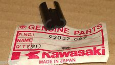 H1 kh500 Ke100 Kh100 z550ltd zn1300 Nuevo Genuino Kawasaki abrazadera del cable 92037-069