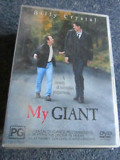 Dvd My Giant * Must See *