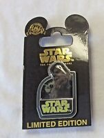 Star Wars The Force Awakens Chewbacca Pin #3 of 9 LE 1000 Disney 2015