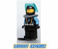 LEGO Minifigure - Aquaraiders Diver 7 - aqu021 - FREE POST