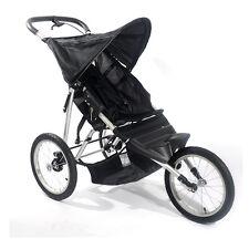 Jogger Buggy S10 Kinderwagen Sportwagen Stroller Babywagen Kids SCHWARZ-BLACK