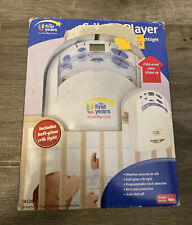 The First Years Crib Cd Player with nightlight New Open Box