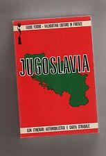 guide fodor - jugoslavia -