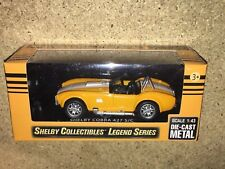 Carroll Shelby Collectibles Legend Series 1:43 Shelby Cobra 427 S/C Die-Cast