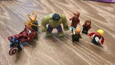 Lego marvel super heroes minifigures lot