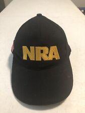 Nra Gun Rights Hat Cap National Riffle Association c30