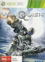 Xbox 360 Game - Vanquish - Including Holographic Cover