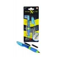 Nexus ECO Writer Refillable Rollerball Pen Comes With Black & Blue Ink