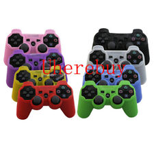 For Playstation 3 PS3 Controller Silicone Rubber Skin Grip Protective Case Cover