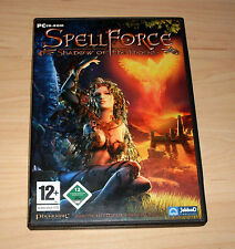 Gioco COMPUTER PC GAME GIOCO-SPELLFORCE-Shadow of the Phoenix 2. ampliamento