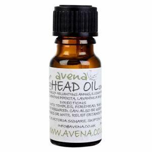 Headache Migraine Oil Natural Essential Oils Relief Remedy Xmas Stocking Filler