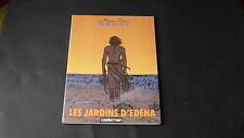 MOEBIUS LE MONDE D'EDENA  LES JARDINS D'EDENA  EO 1988