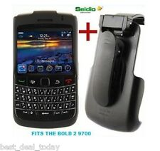 Seidio Case Holster Clip Combo For Blackberry Bold 9780