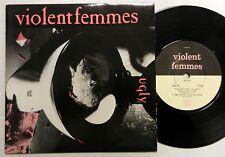 VIOLEMT FEMMES 45 Ugly orig UK 1983 Rough Trade #G 240