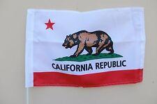 SUZUKI HONDA KAWASAKI YAMAHA POLARIS  7' ATV WHIP FLAG GLAMIS CALIFORNIA FLAG