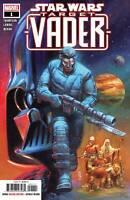 Star Wars Target Vader #1 Klein Main Marvel Comic 1st Print 2019 unread NM